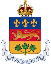 escudo Quebec